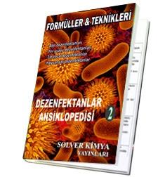 DEZENFEKTANLAR ANSİKLOPEDİSİ - 2
